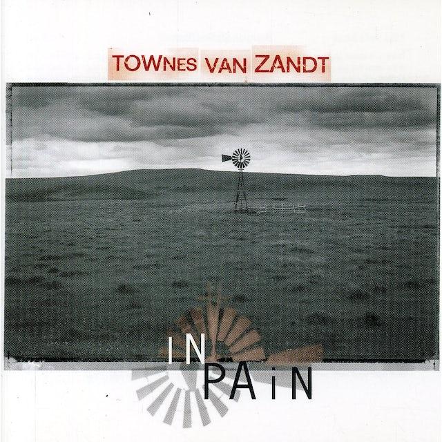 Townes Van Zandt IN PAIN CD