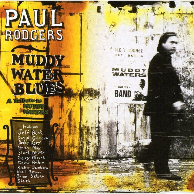 Paul Rodgers MUDDY WATER BLUES: A TRIBUTE TO MUDDY WATERS CD