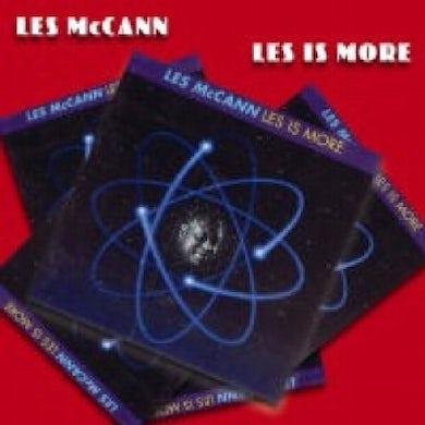 Les Mccann LES IS MORE CD