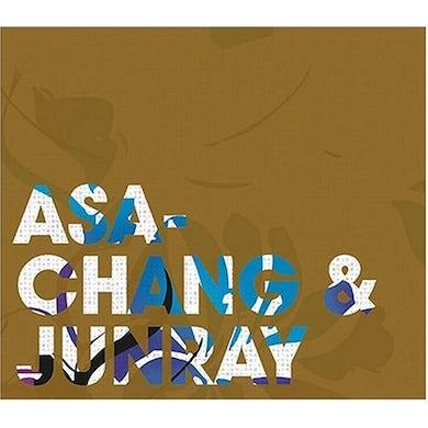 Asa-Chang & Junray JUN RAY SUNG CHANG CD
