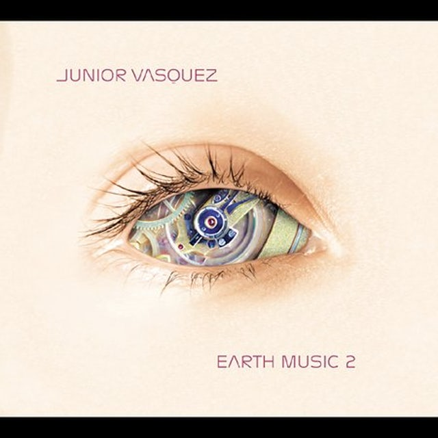 Junior Vasquez EARTH MUSIC 2 CD