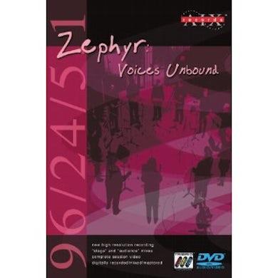 ZEPHYR VOICES UNBOUND DVD Audio