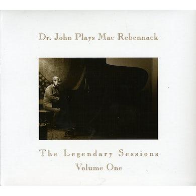 Dr. John PLAYS MAC REBENNACK CD