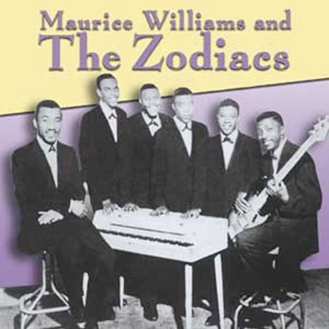 Maurice Williams & The Zodiacs ORIGINAL MASTER TAPES COLLECTION CD
