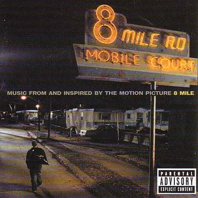 Eminem 8 MILE / O.S.T. Vinyl Record