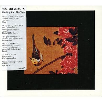 Susumu Yokota BOY & TREE CD