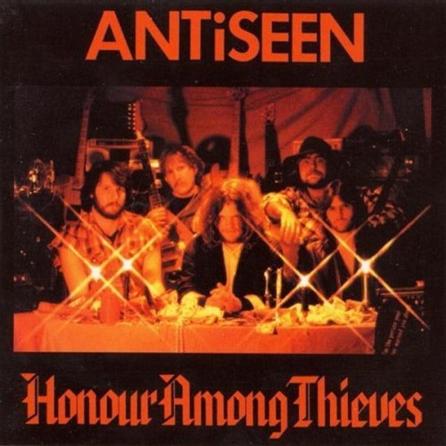 Antiseen HONOUR AMONG THIEVES CD
