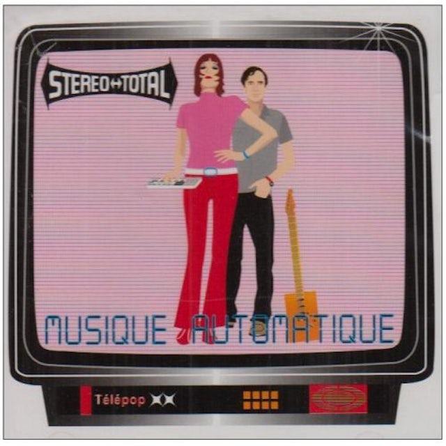 Stereo Total MUSIQUE AUTOMATIQUE CD