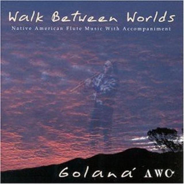 Golana WALK BETWEEN WORLDS CD