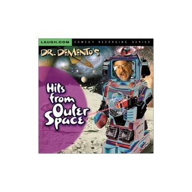 Dr Demento HITS FROM OUTER SPACE CD