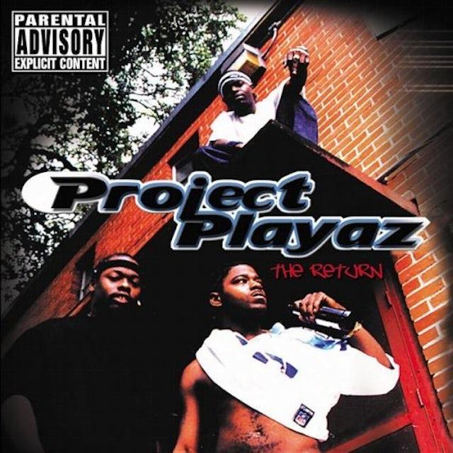 Project Playaz RETURN CD