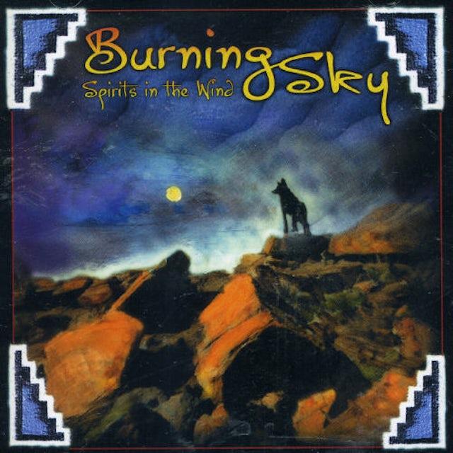 Burning Sky SPRITS IN THE WIND CD