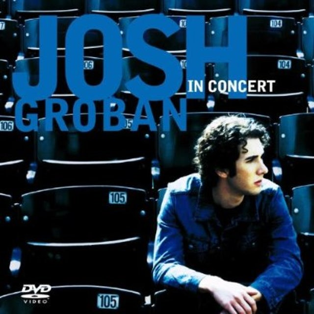 Josh Groban IN CONCERT (CD & DVD) (SMART PAK) CD