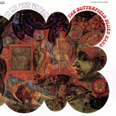 Butterfield Blues Band IN MY OWN DREAM Vinyl Record