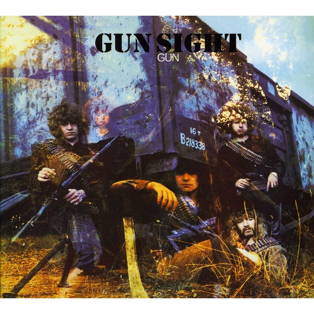 GUNSIGHT CD