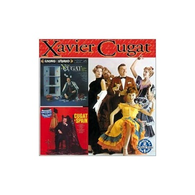 Xavier Cugat KING PLAYS SOME ACES: CUGAT IN SPAIN CD