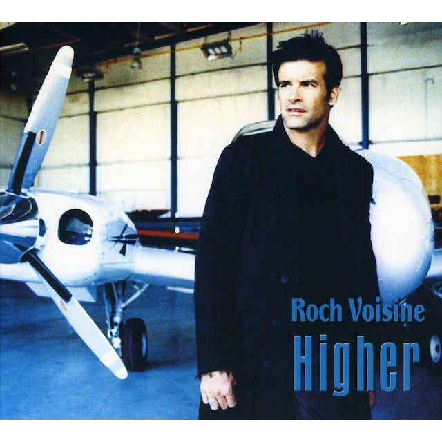 Roch voisine HIGHER CD