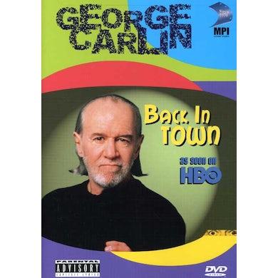 George Carlin BACK IN TOWN DVD
