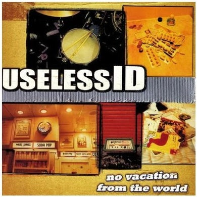 Useless Id VACATION FROM THE WORLD CD