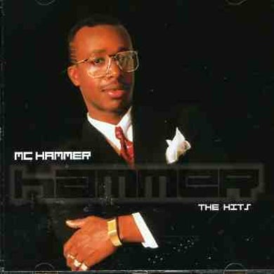 HITS: MC HAMMER CD