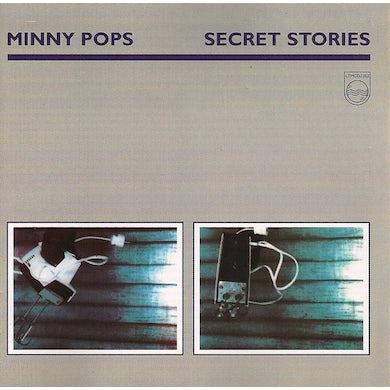 Minny Pops SECRET STORIES CD