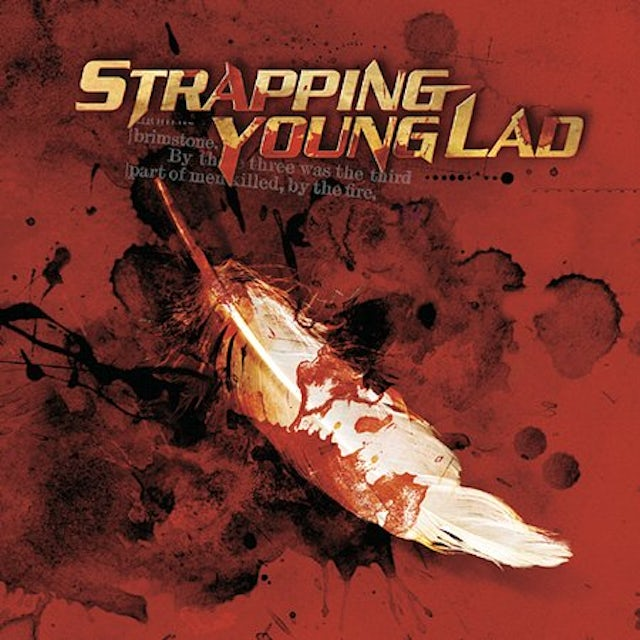 Strapping Young Lad SYL CD