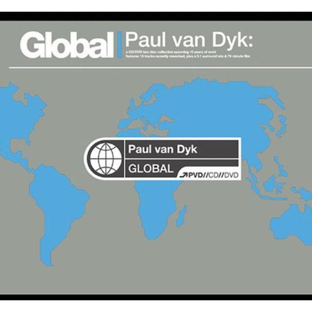 Paul Van Dyk GLOBAL CD