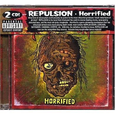 Repulsion HORRIFIED CD