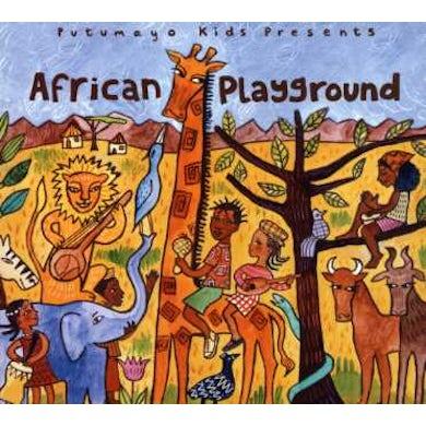Putumayo Kids Presents AFRICAN PLAYGROUND CD