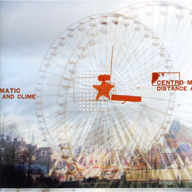 Centro-Matic DISTANCE & CLIME CD