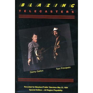 Tom Principato & Danny Gatton BLAZING TELECASTERS DVD