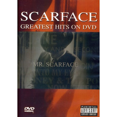 Scarface GREATEST HITS DVD