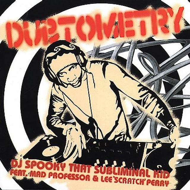 Dj Spooky DUBTOMETRY Vinyl Record