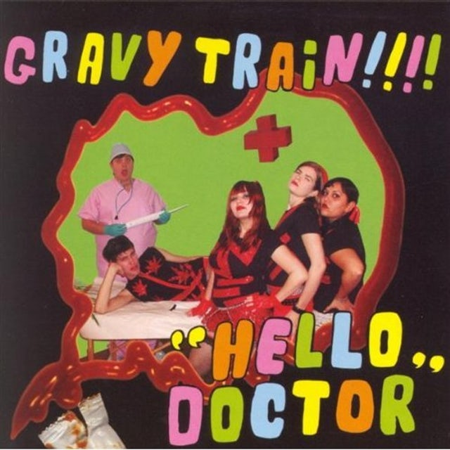 Gravy Train HELLO DOCTOR CD