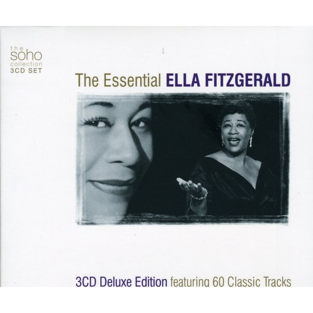 ESSENTIAL ELLA FITZGERALD CD