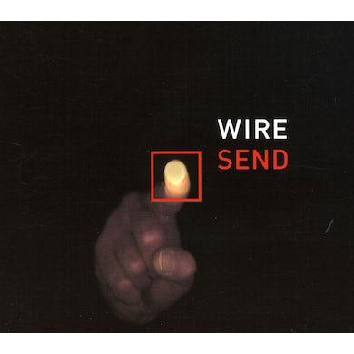 Wire SEND CD