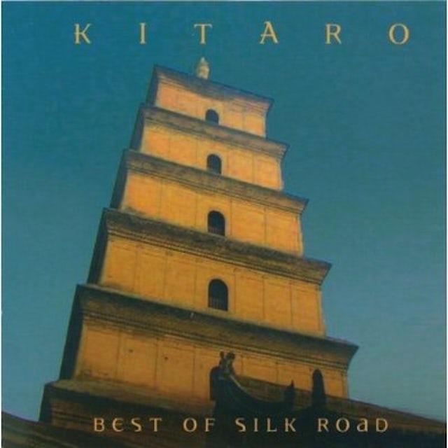Kitaro BEST OF SILK ROAD CD