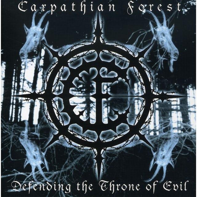 Carpathian Forest DEFENDING THE THRONE OF EVIL CD