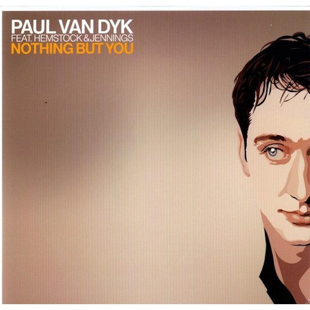 Paul Van Dyk NOTHING BUT YOU Vinyl Record