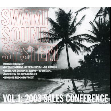 SWAMI SOUND SYSTEM 1 / VARIOUS CD