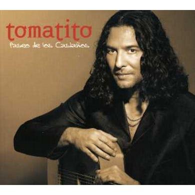 Tomatito PASEO DE LOS CASTANOS CD