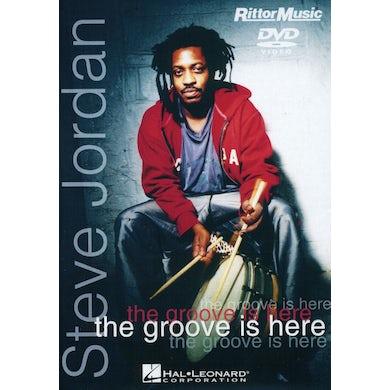 Steve Jordan GROOVE IS HERE DVD