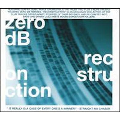 Zero Db RECONSTRUCTED Vinyl Record