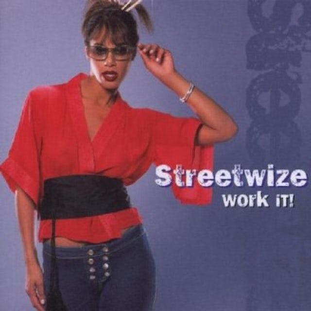Streetwize WORK IT CD