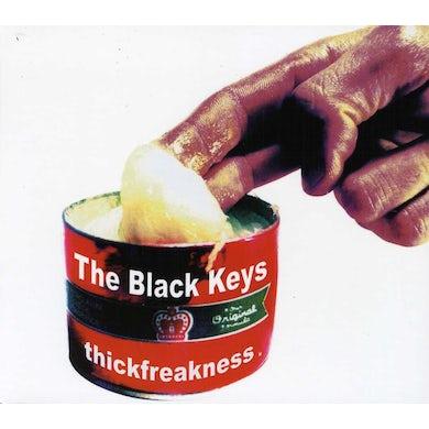 Black Keys THICKFREAKNESS CD