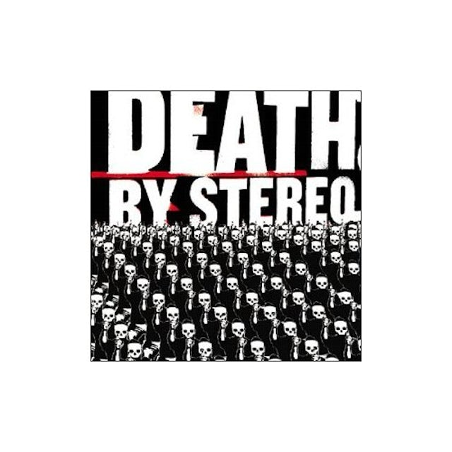 Death By Stereo INTO THE VALLEY OF THE DEATH CD