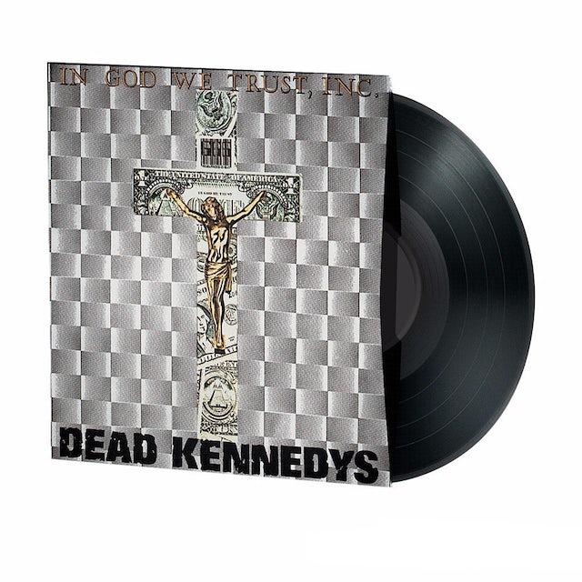 Dead Kennedys IN GOD WE TRUST Vinyl Record