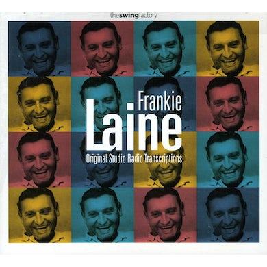 Frankie Laine ORIGINAL STUDIO RADIO TRANSCRIPTIONS CD