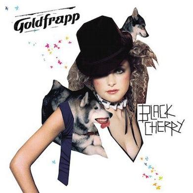 Goldfrapp BLACK CHERRY CD