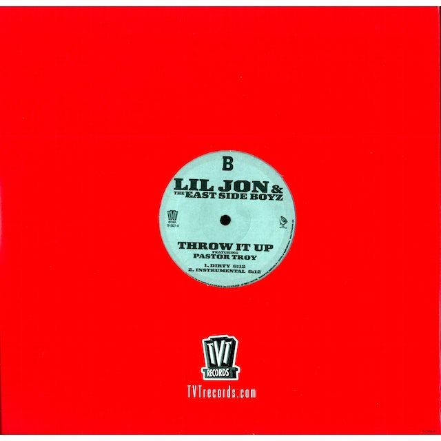 Lil Jon GET LOW Vinyl Record